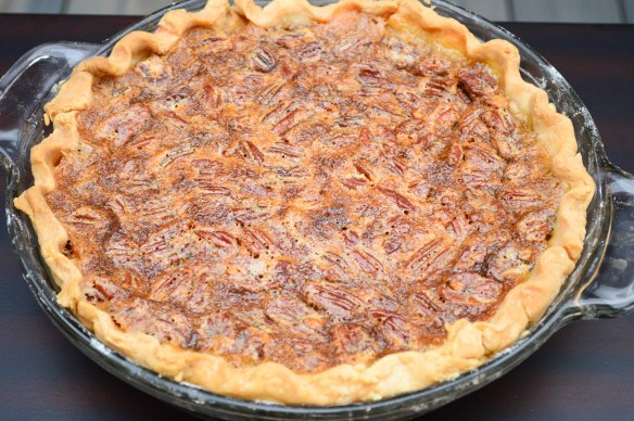 Perfect Pecan Pie - Barbells and Buttercream